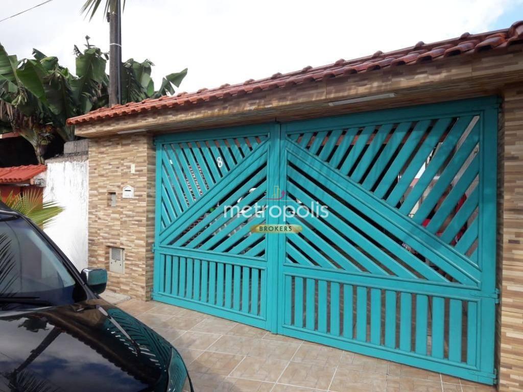 Casa à venda, 125 m² por R$ 300.000,00 - Jardim Suarão - Itanhaém/SP