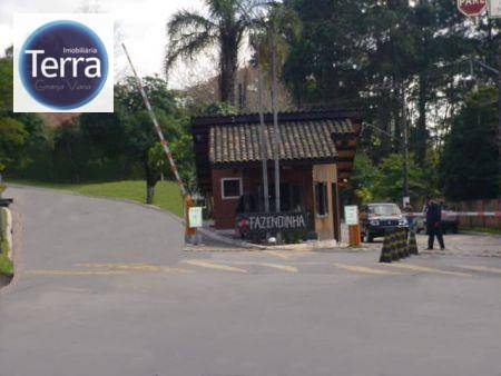 Área  residencial à venda, Fazendinha, Granja Viana.
