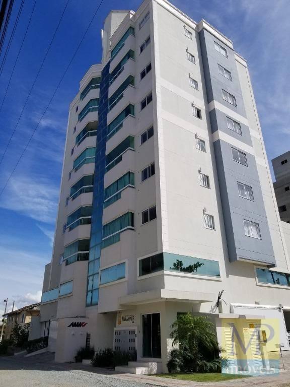 Apartamento com 3 dormitórios à venda, 106 m² por R$ 485.000,00 - Gravatá - Navegantes/SC