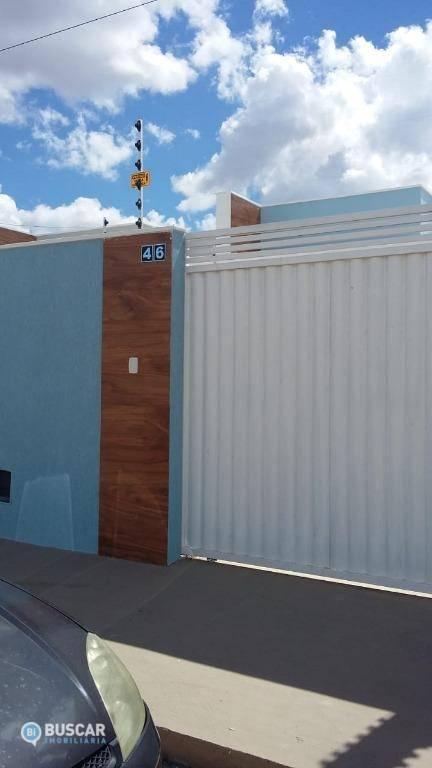 Casa com 3 dormitórios à venda, 80 m² por R$ 170.000 - Sim - Feira de Santana/BA