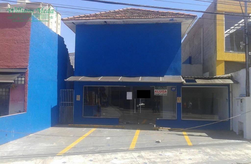 Imóvel Comercial locação, Vila Galvão, Guarulhos.