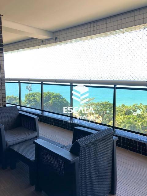 Apartamento para alugar, 132 m² por R$ 9.000,00/mês - Meireles - Fortaleza/CE