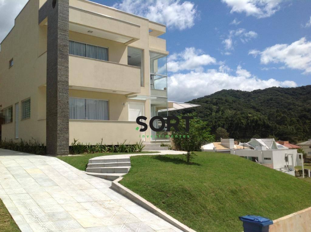 Casa Condomínio Haras Rio do Ouro, 3 Suítes, 3 Vagas, Balneário Camboriú.