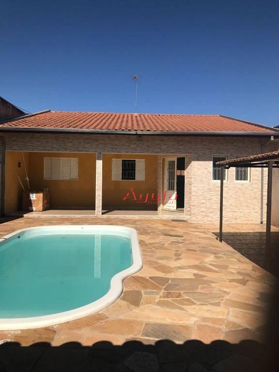 Casa com 3 dormitórios à venda, 138 m² por R$ 350.000 - Jardim Haise Maria - Araras/SP