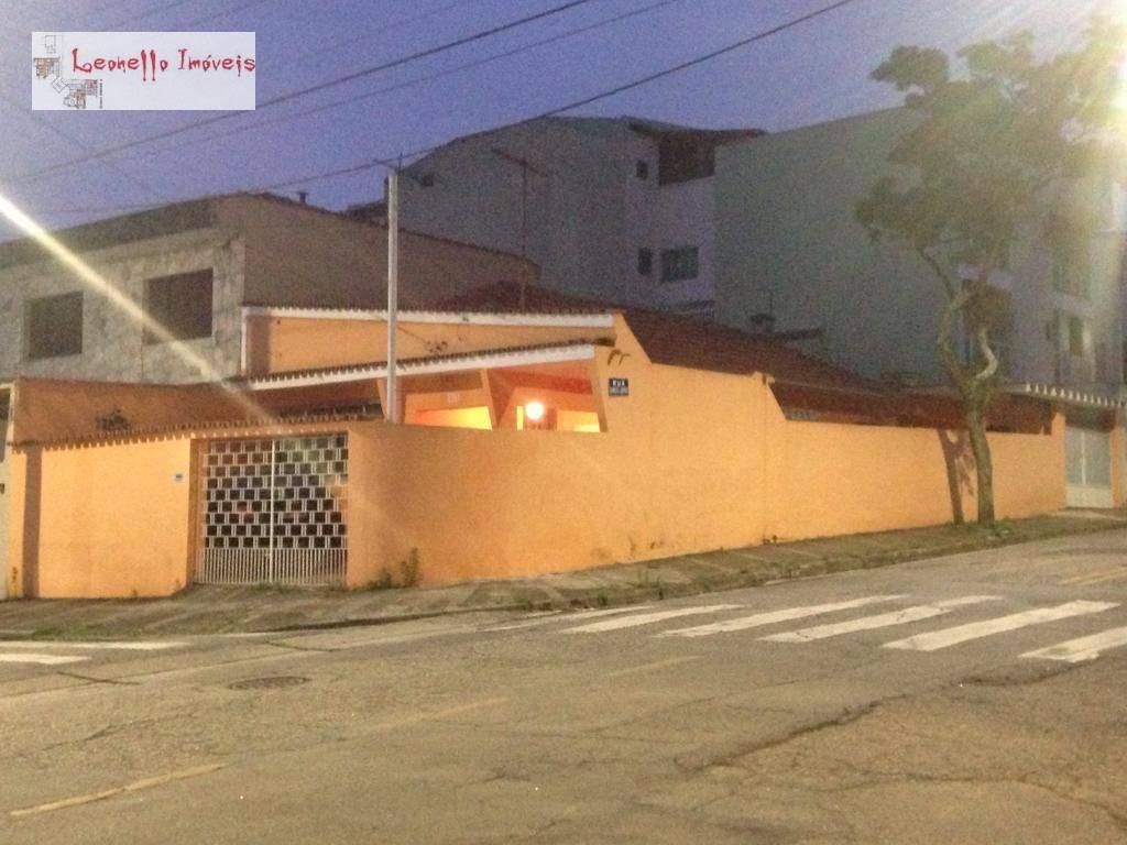 Terreno à venda, 175 m² por R$ 530.000 - Campestre - Santo André/SP