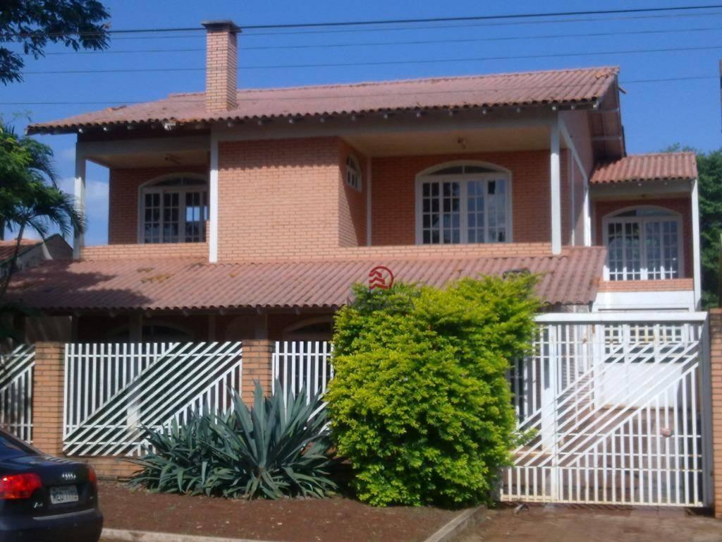 Sobrado com 5 dormitórios à venda, 307 m² por R$ 628.400 - Primavera - Marechal Cândido Rondon/PR