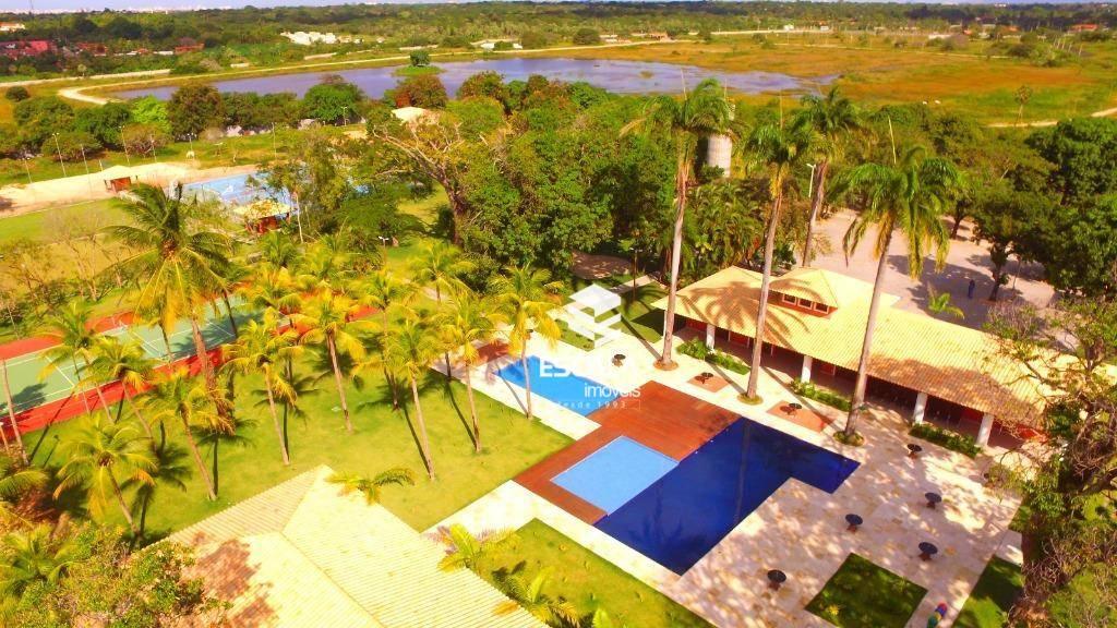 Lote à venda em condomínio fechado, próximo a praia do Cumbuco. 360,00m2. Pagamento facilitado.