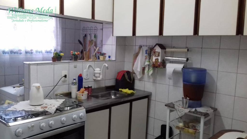 Apartamento com 2 dormitórios à venda, 52 m² por R$ 215.000 - Vila Itapegica - Guarulhos/SP