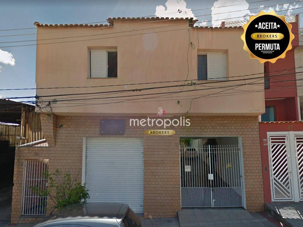 Sobrado à venda, 358 m² por R$ 1.600.000,00 - Olímpico - São Caetano do Sul/SP