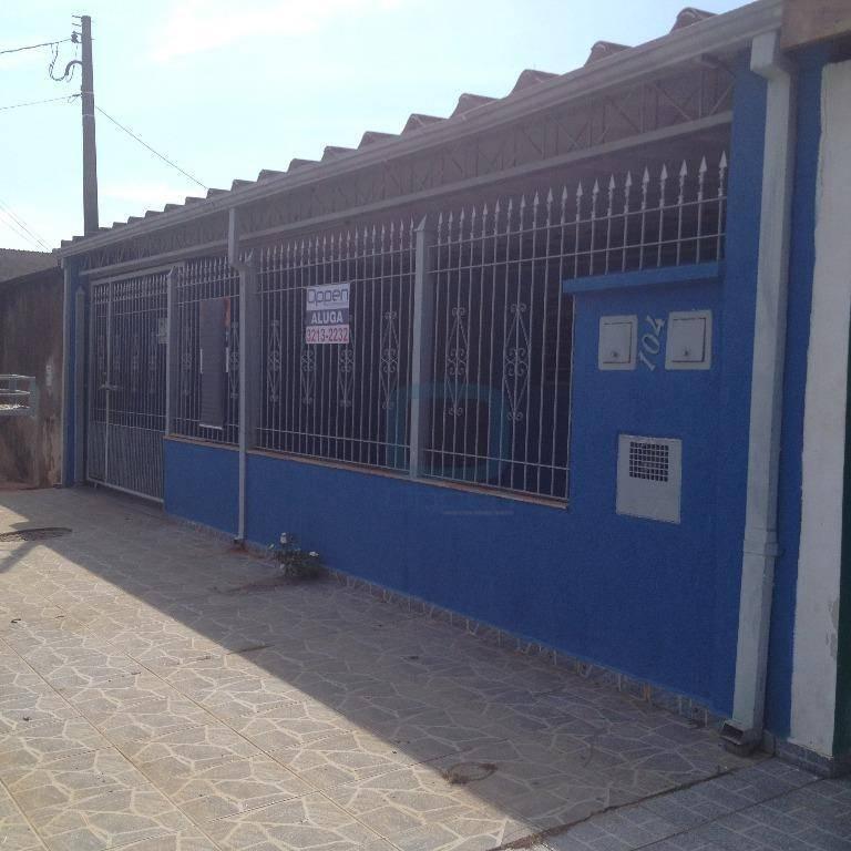 Casa residencial para locação, Jardim Santa Mônica, Campinas