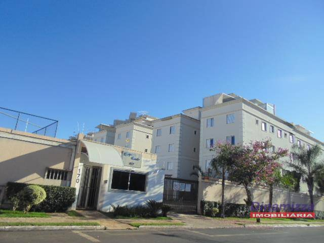 Apartamento residencial à venda, Universitário, Uberaba.