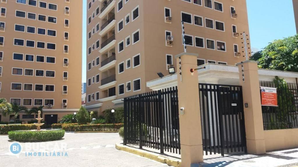 Apartamento com 3 dormitórios à venda, 75 m² por R$ 350.000 - Grageru - Aracaju/SE