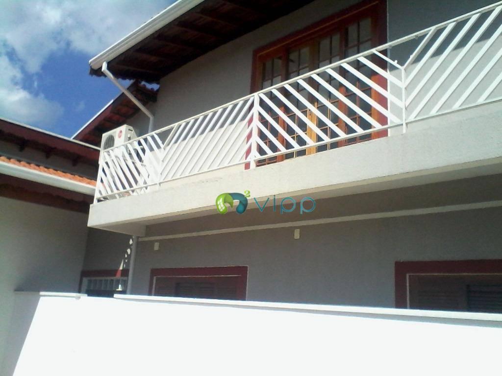 Casa residencial à venda, Chácara Recreio Lagoa dos Patos, Jundiaí.