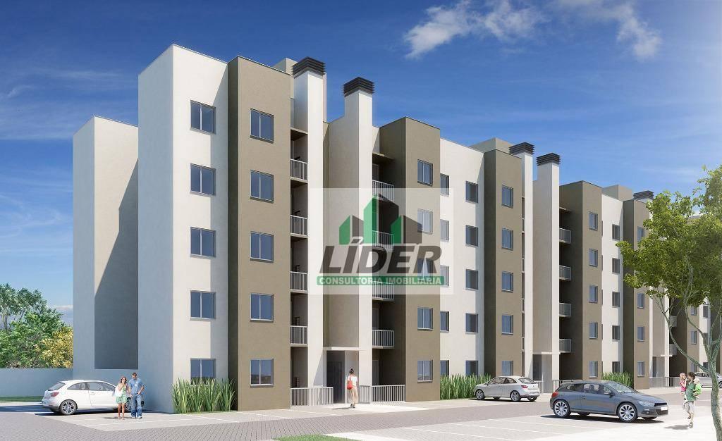 Apartamento residencial à venda, Olaria, Canoas.