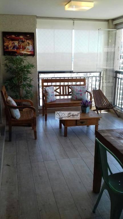 Apartamento 3 suites Vila Arens Jundiaí