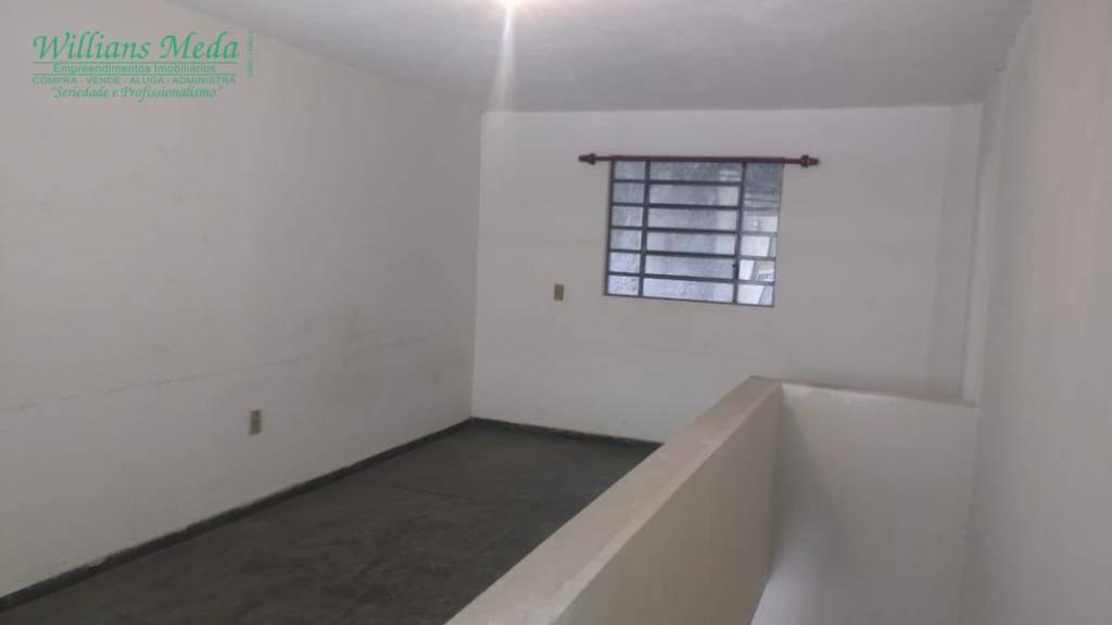 Sala comercial para locação, Jardim Valéria, Guarulhos.