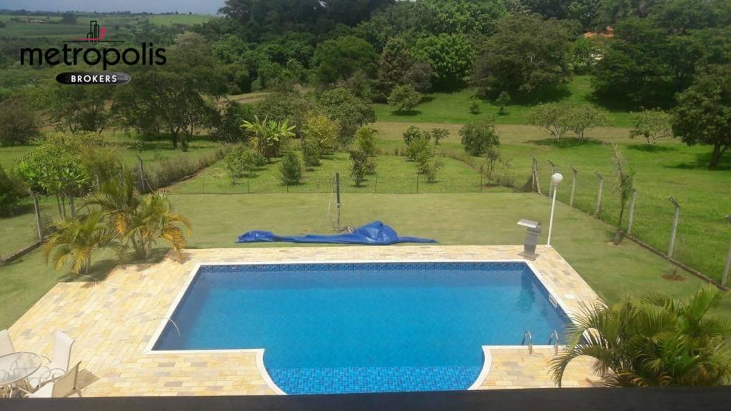 Chácara à venda, 1000 m² por R$ 650.000,00 - Nova Rheata - Boituva/SP