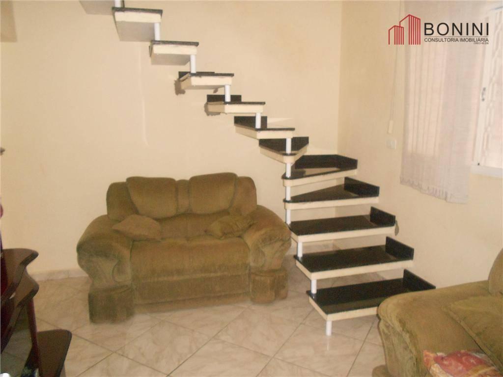 Casa 3 Dorm, Parque Nova Carioba, Americana (SO0056) - Foto 9