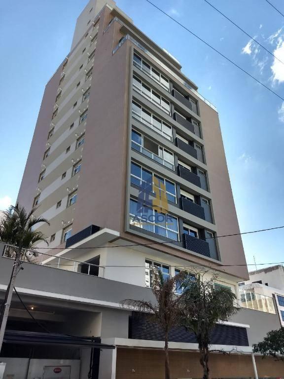 Apartamento à venda, 66 m² por R$ 850.000,00 - Centro - Florianópolis/SC
