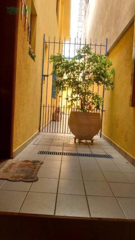 Sobrado residencial à venda, Jardim Las Vegas, Guarulhos.