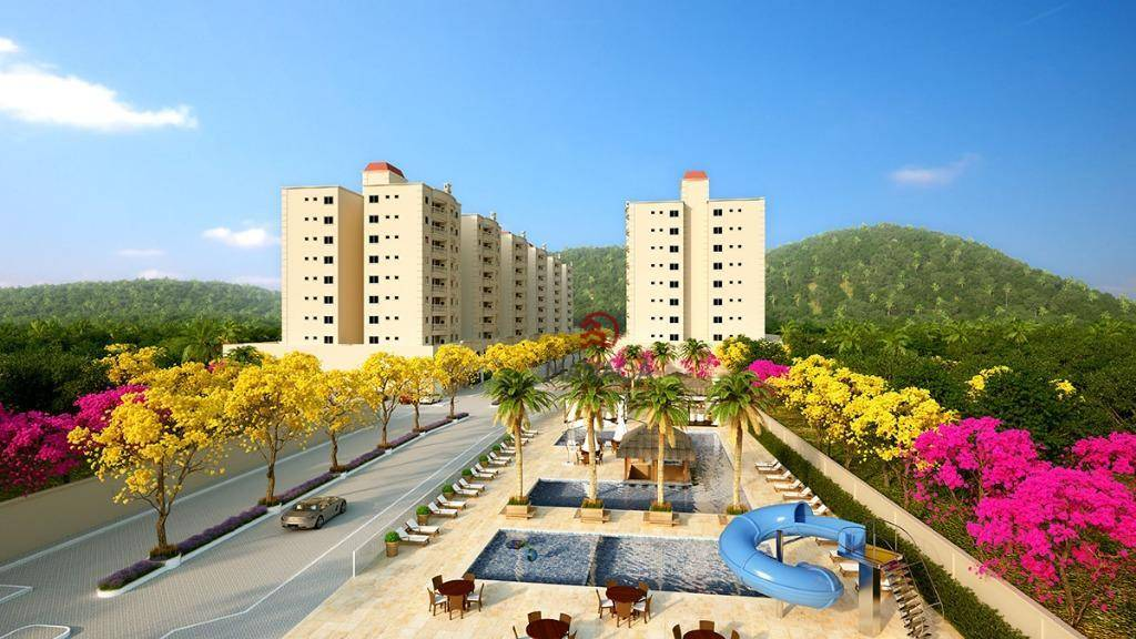 Apartamento com 2 dormitórios à venda, 77 m² por R$ 440.800 - São Francisco de Assis - Camboriú/Santa Catarina