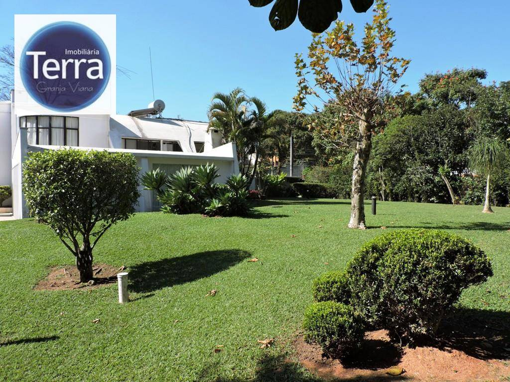 Casa residencial à venda, Jardim Colonial, Granja Viana.