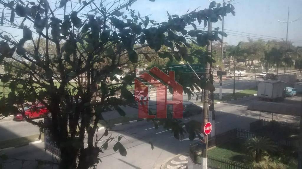Apartamento à venda, 160 m² por R$ 580.000,00 - José Menino - Santos/SP