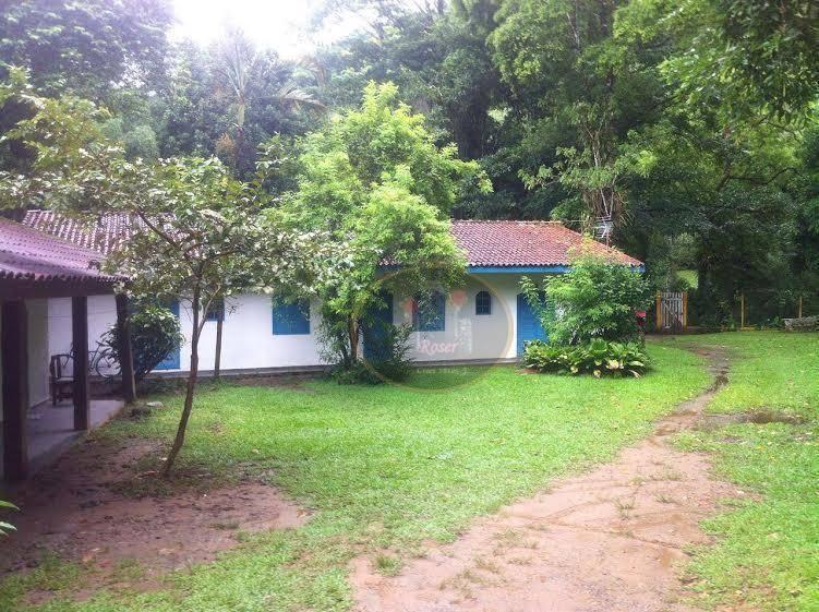 Chalés pequenos de 30m² para locação Anual- Boiçucanga, São Sebastião - Litoral Norte de São Paulo