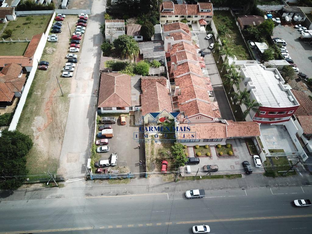 Área comercial à venda, Uberaba, Curitiba.