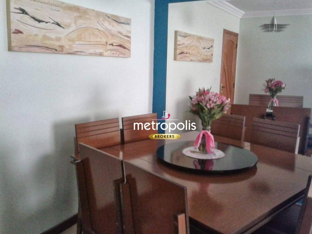Apartamento com 2 dormitórios à venda, 56 m² por R$ 225.000 - Parque São Vicente - Mauá/SP