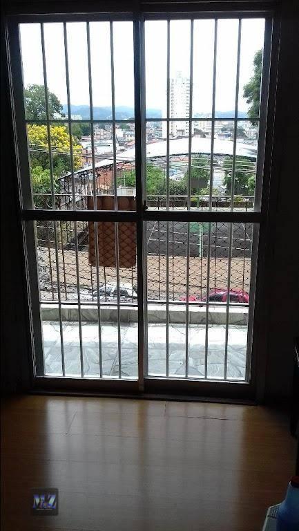 Apartamento residencial para locação, Jardim Eugênia, Guarul