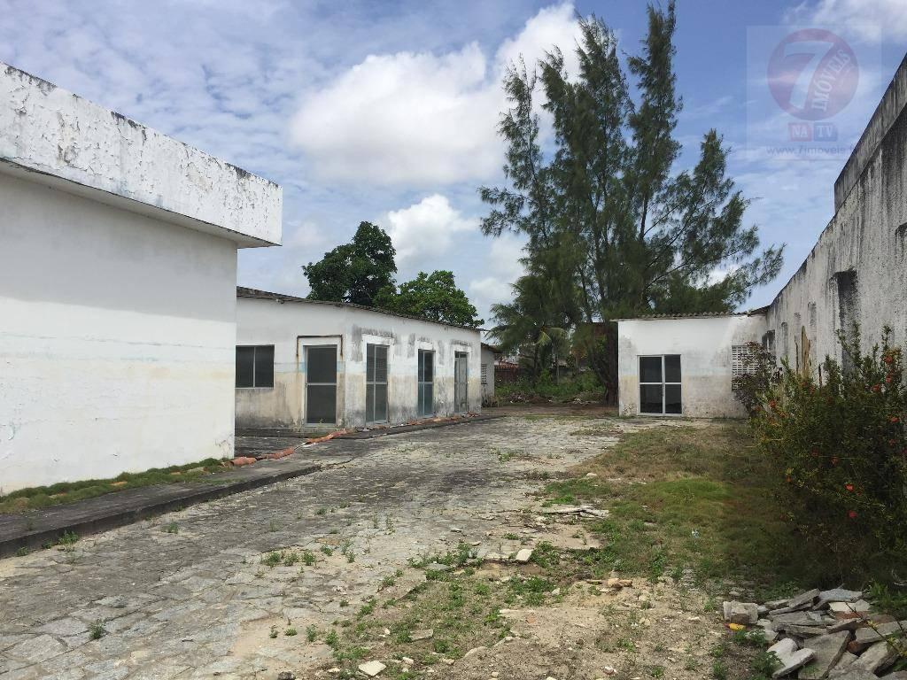 Área comercial/residencial para venda e locação, Jaguaribe,