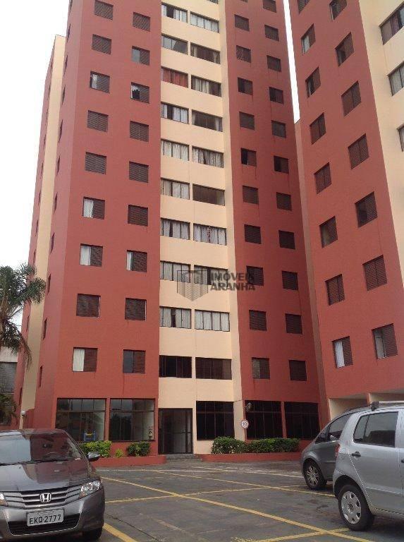 Apartamento residencial à venda, Jardim Santo André, Santo A