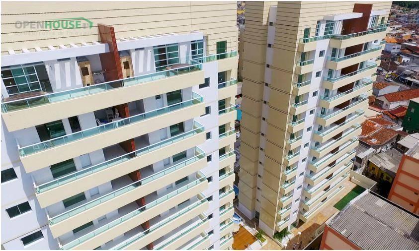 Cobertura com 3 dormitórios à venda, 130 m² por R$ 750.000 - Marco - Belém/PA