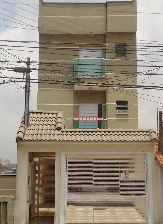 Cobertura Residencial à venda, Santa Teresinha, Santo André - CO0090.