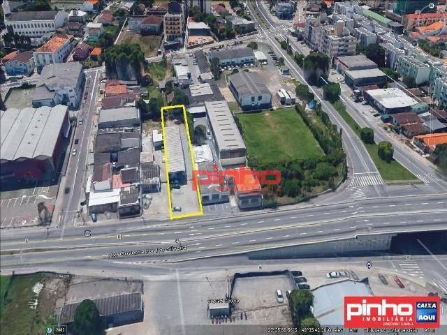Terreno à venda, 960 m² por R$ 4.000.000,00 - Capoeiras - Florianópolis/SC