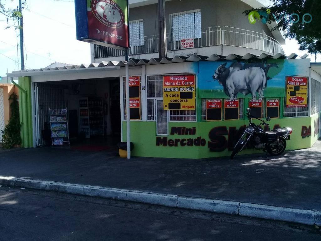 Ponto comercial à venda, Vila Nova Esperia, Jundiaí.