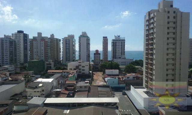Sol da Manhã, Ótima Localização, 03 Qtos + Suíte, Itaparica, Vila Velha