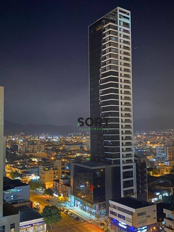 Benvenutti Business Center, 44,62 m², 1 Vaga, Balneário Camboriú