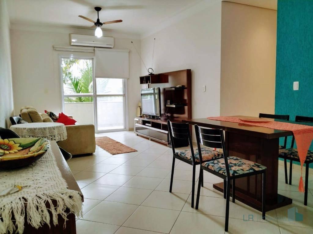 Apartamento 3 dormitórios na Praia de Itaguá