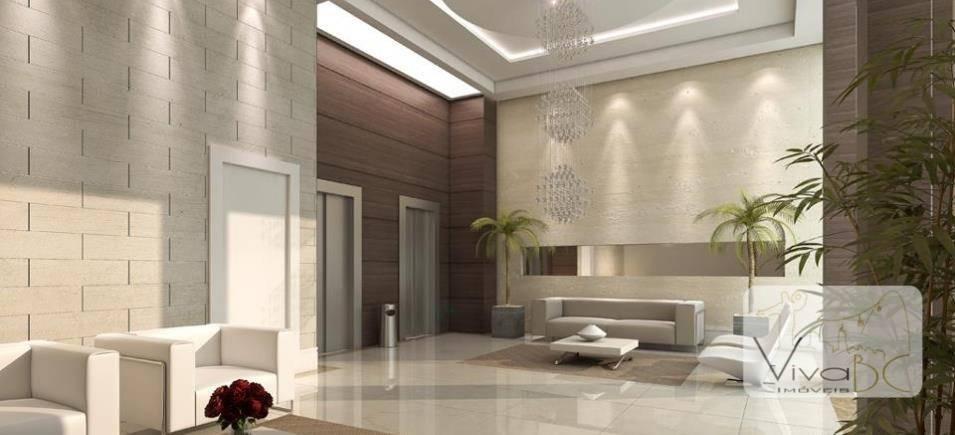Apartamento com 2 dormitórios para alugar, 97 m² por R$ 3.300,00/mês - Pioneiros - Balneário Camboriú/SC