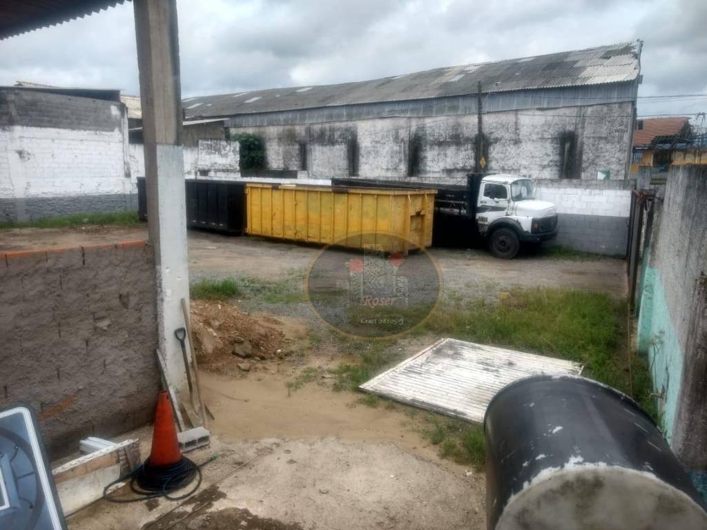 Terreno à venda, 1000 m² por R$ 2.700.000,00 - Paquetá - Santos/SP