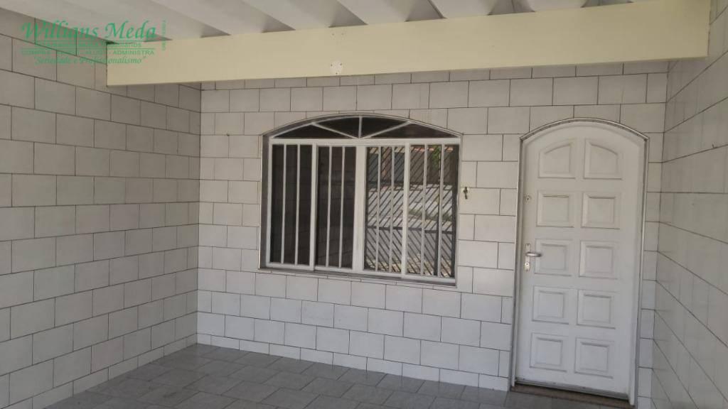 Sobrado com 2 dormitórios à venda, 99 m² por R$ 380.000 - Jardim Santa Mena - Guarulhos/SP