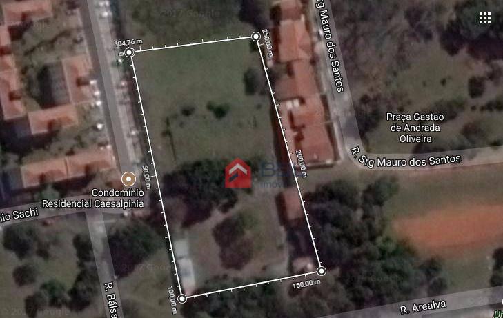 Terreno residencial à venda, Chácara da Barra, Campinas - TE