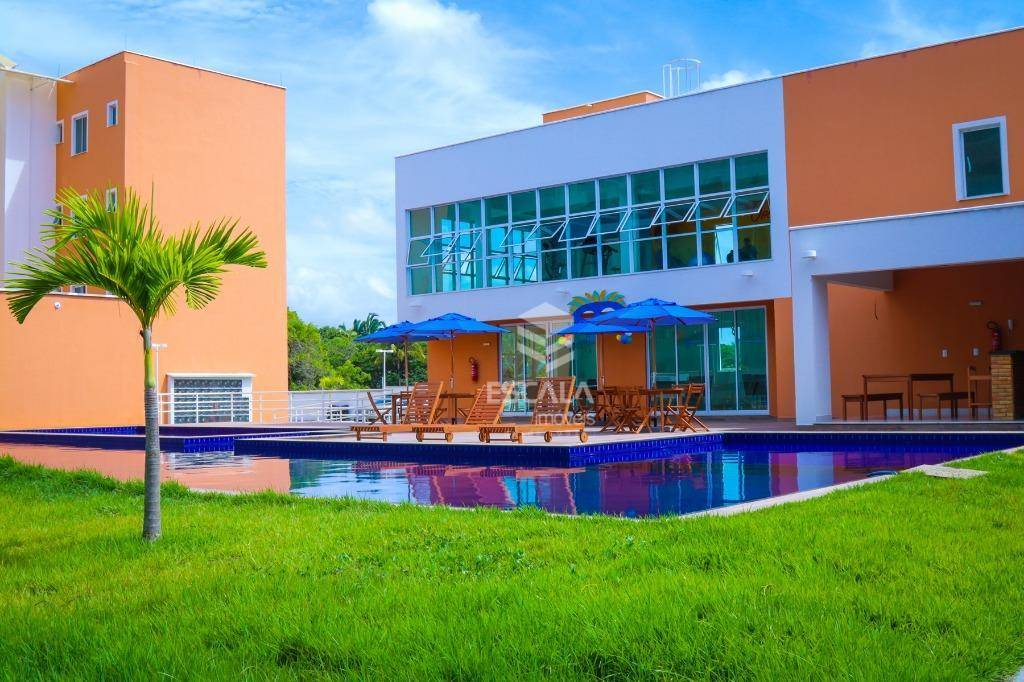 Apartamento à venda, 62 m² por R$ 195.457,00 - Lagoinha - Eusébio/CE