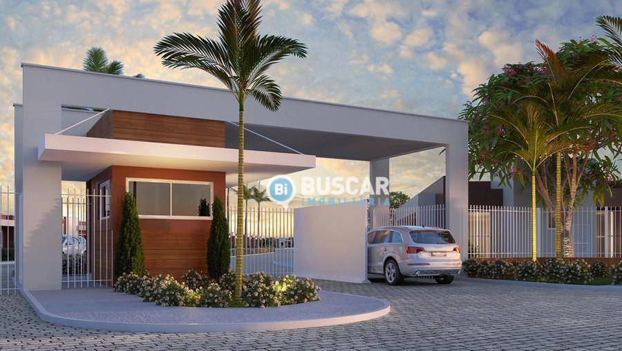 Casa com 3 dormitórios à venda, 60 m² por R$ 169.900 - Sim - Feira de Santana/BA