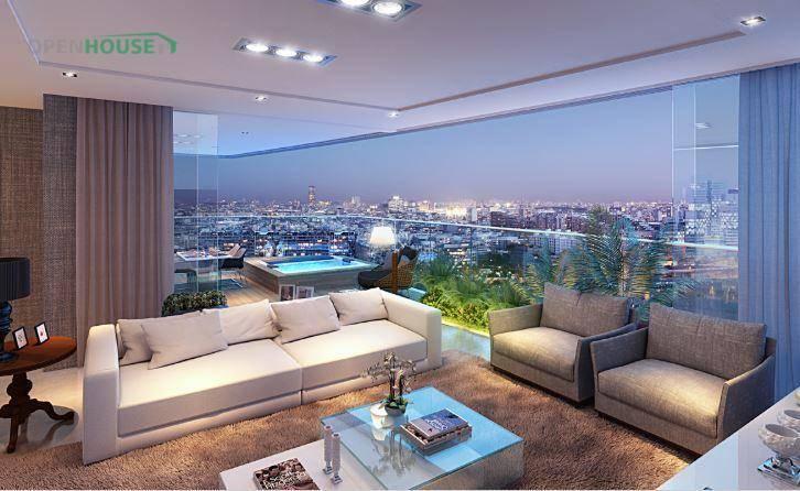 Apartamento com 4 dormitórios à venda, 169 m² por R$ 1.265.562 - Nazaré - Belém/PA