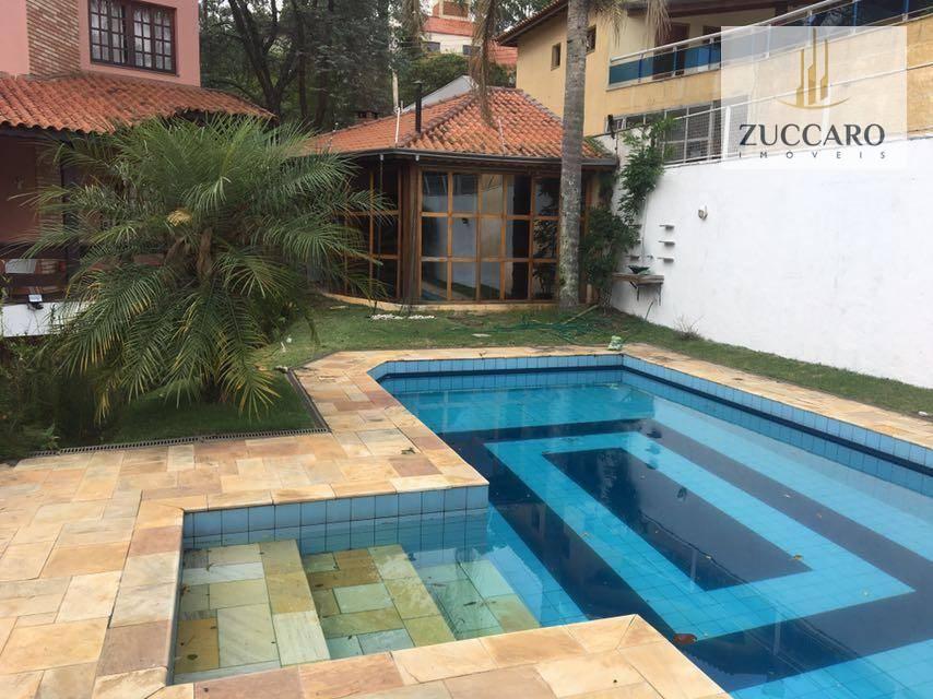Sobrado de 4 dormitórios à venda em Portal Dos Gramados, Guarulhos - SP
