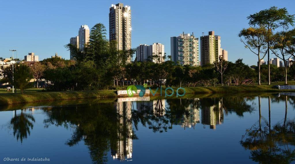 Indaiatuba - Apartamento Alto Padrão 2 e 3 Dormitórios, Suítes - 2 Vagas - Obras aceleradas - Aceita Permuta