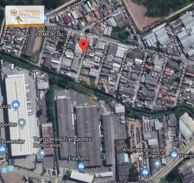 Terreno Residencial à venda, Cidade Parque São Luiz, Guarulhos - .